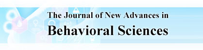 The Journal of New Advances in Behavioral Sciences